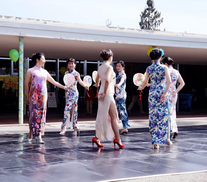 免费公开课奶牛教学《歌舞颂.诗韵》春季仪态3/27周日风雅之课程蹈形体图片